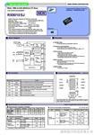 供应PKG SOP8 小型化封装 RX8010SJ 三维轨迹球无线鼠标晶振 爱普生晶振一级代理