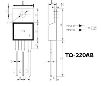 功率肖特基势垒整流器_mbr30150ct肖特基二级管_价格优惠