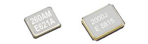 MHz 频率范晶体单元