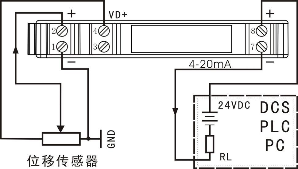 > usb信号隔离器_usb信号隔离变送器      ●电桥(称重)检测电路的