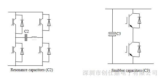 耐高压薄膜电容器