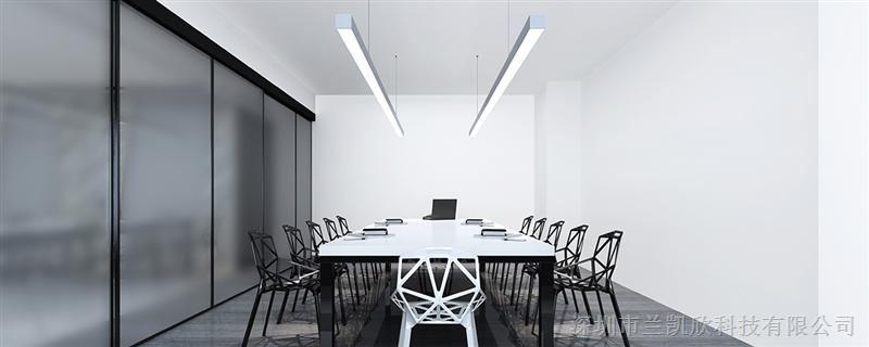 > 室内照明灯具,办公照明led线性灯,led线条灯 > 高清图片