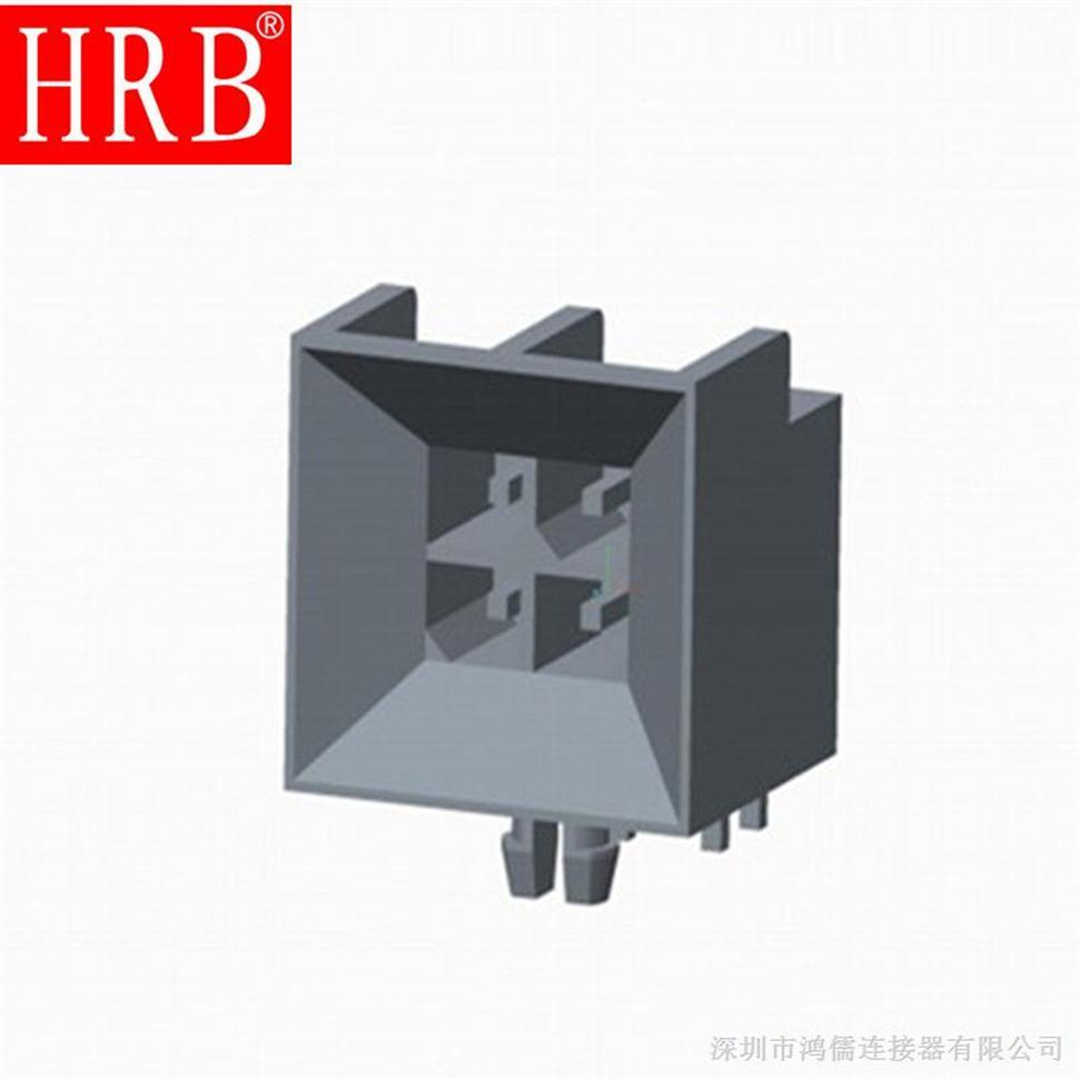 厂家直销板对板接插件,板对板喇叭口90度接插件, 3052系列