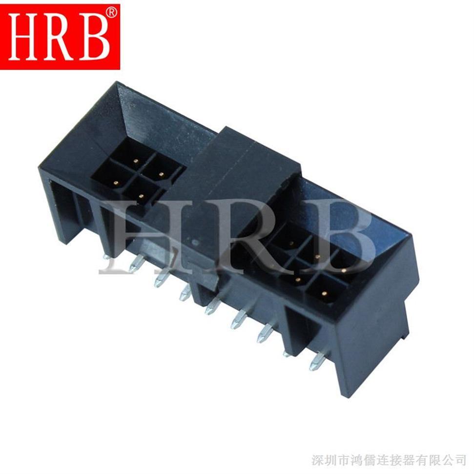 供应3.0板对板连接器,3.0板对板90度弯针连接器, 3052系列