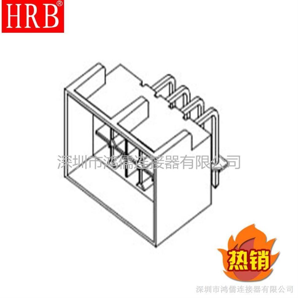 厂家直销板对板接插件 喇叭口90度接插件 44428系列/3052型号